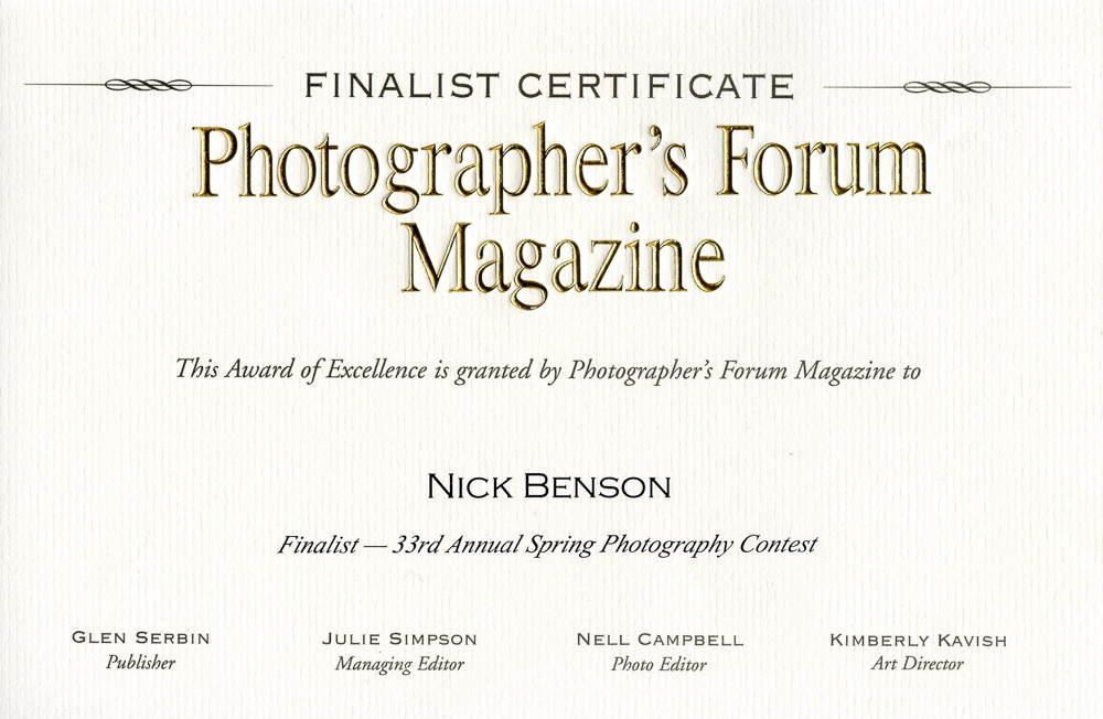 Awards recognition connecticut wedding and portrait photographer awards recognition connecticut wedding and portrait photographer nick benson photography stopboris Image collections