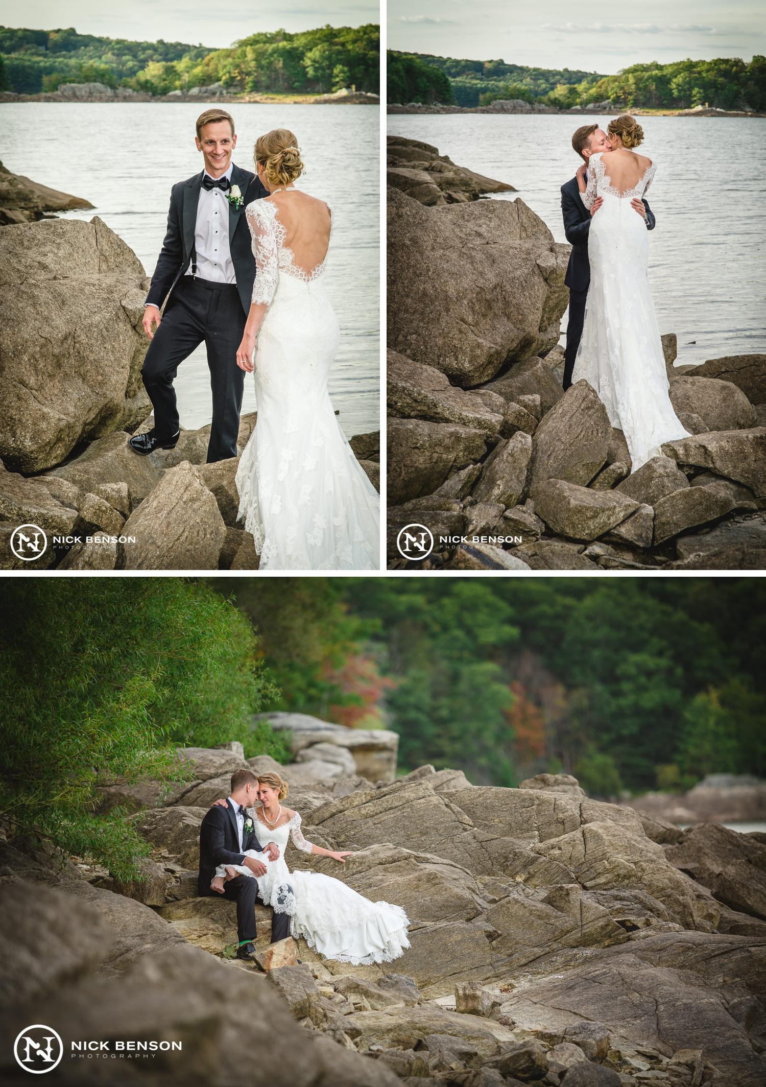 CT Wedding Photographer, First Look, Nick Benson Photography