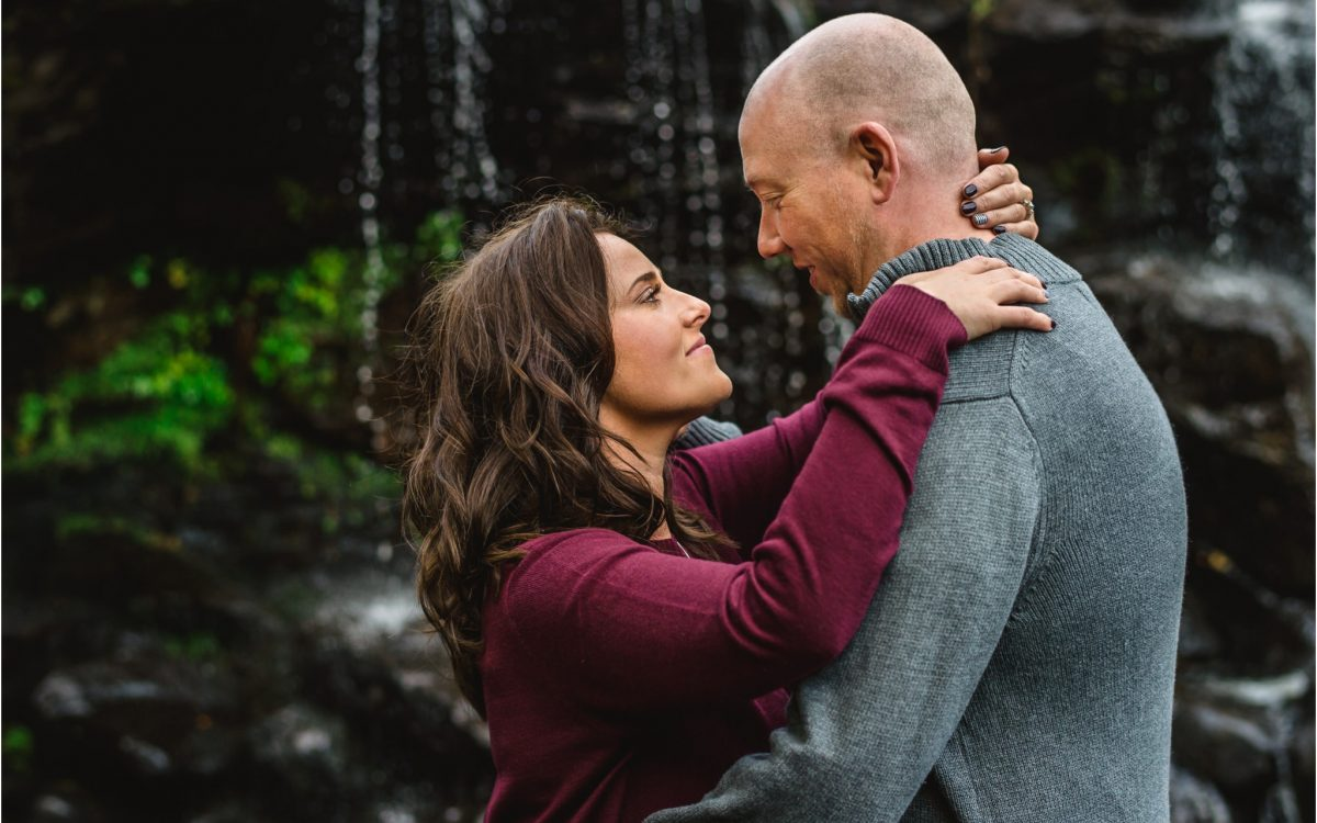 Devil's Hopyard Engagement Session