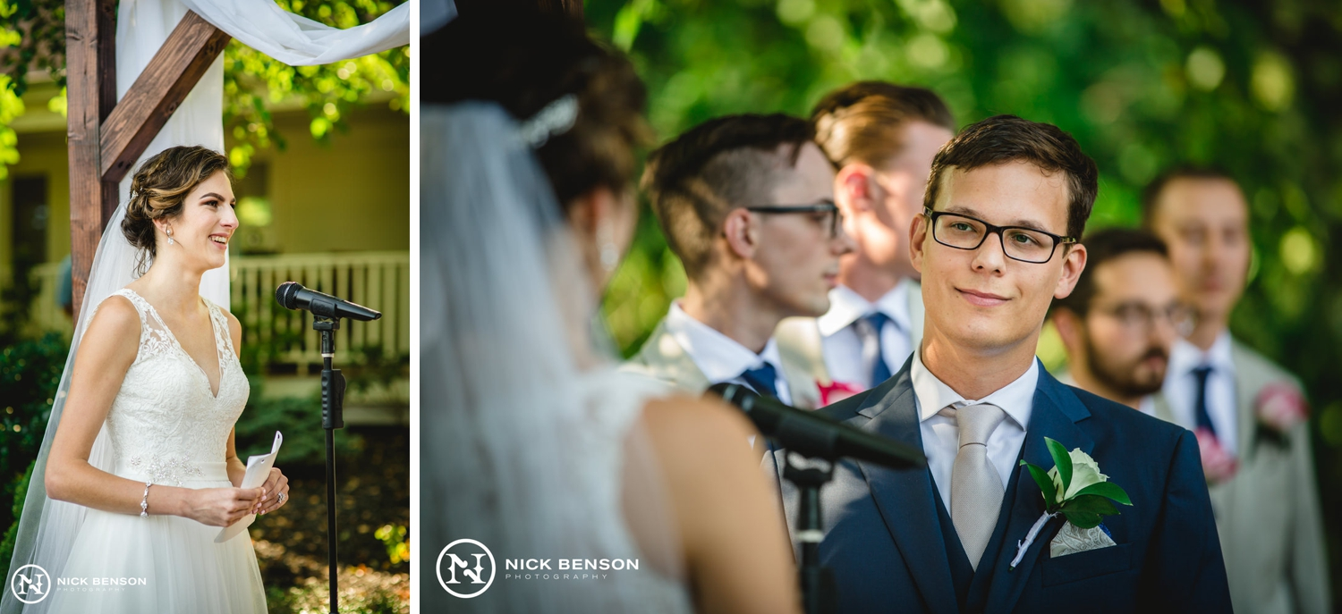 an intimate connecticut backyard wedding connecticut wedding and