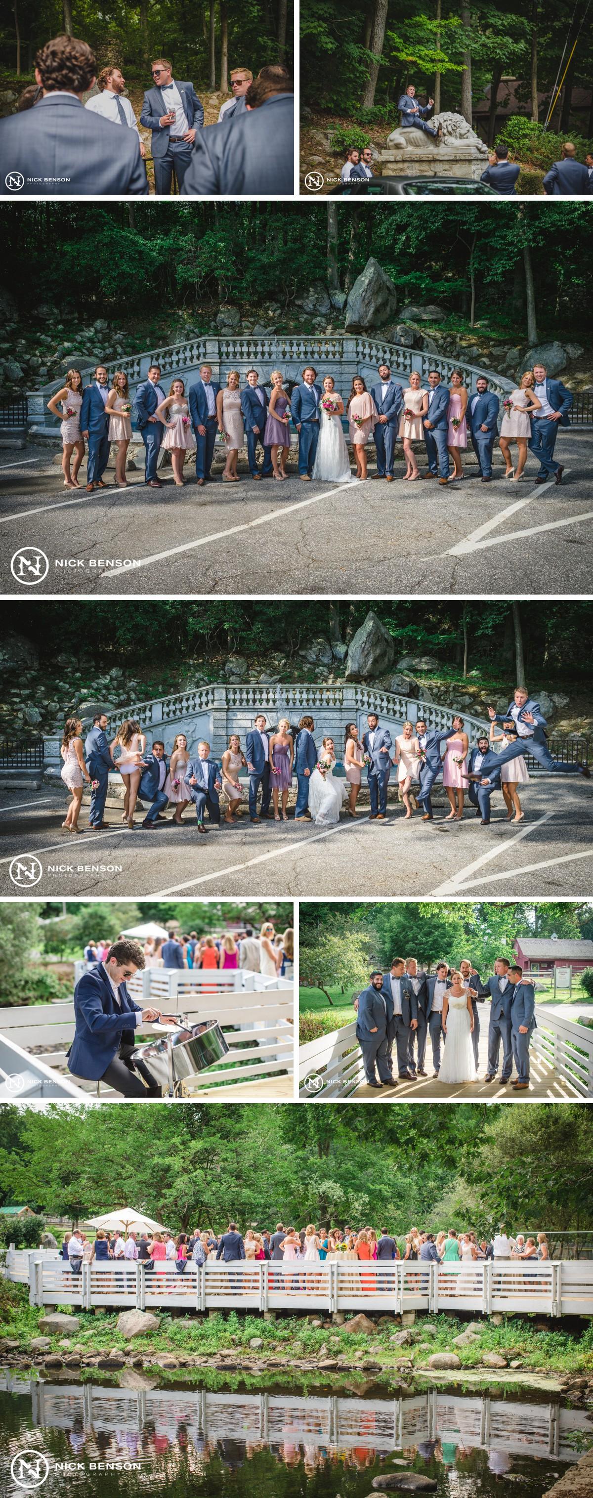 Stamford Museum and Nature Center Wedding 06