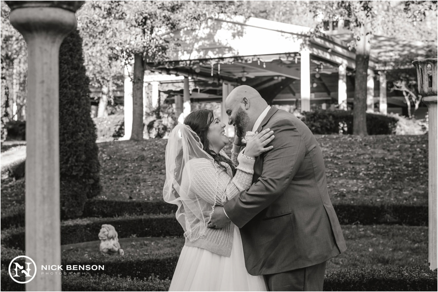 CT Wedding Photographer, First Look, Nick Benson Photography